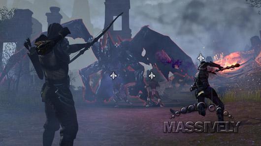 Elder Scrolls Online Nightblade combat