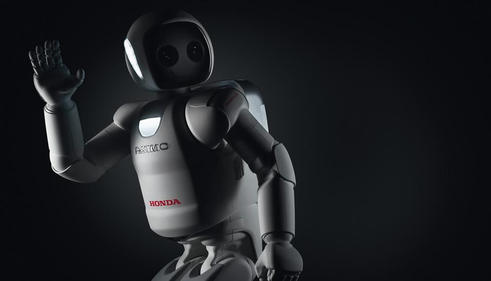 Honda actualiza su ASIMO y ahora es un poquito más humano
