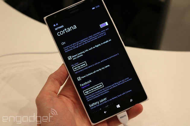 Cortana makes sure you don't miss nearby concerts