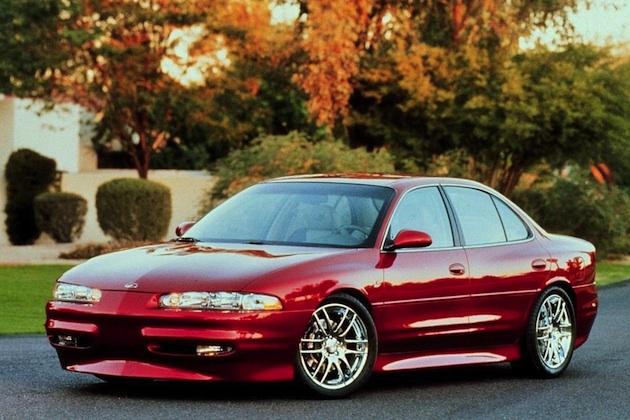 1台しか製造されなかったコンセプトカー、オールズモビル「イントリーグ OSV」がeBayで販売中!