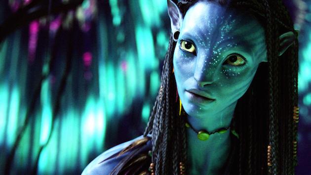 Avatar on Sky Movies