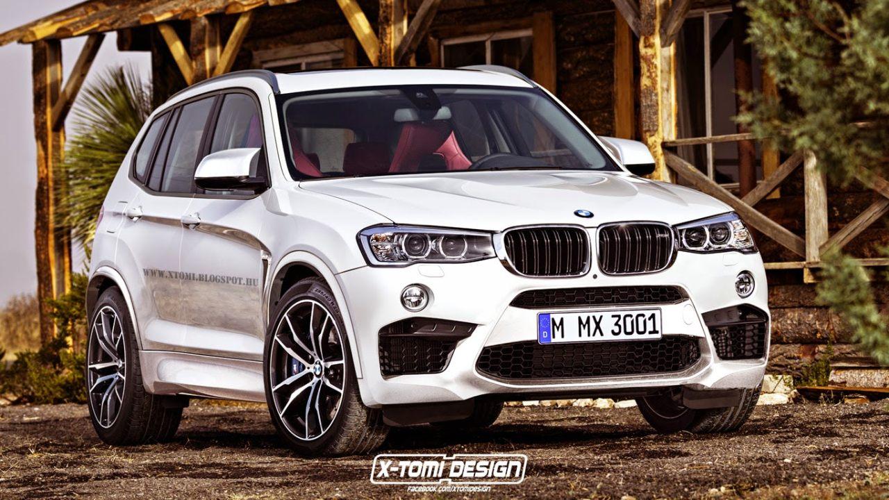 BMW X3, BMW M X3, BMW X3 M, BMW von morgen, BMW SUV, X3, Motorsport GmbH, Gerücht, erlkönig, Rendering, BMW News