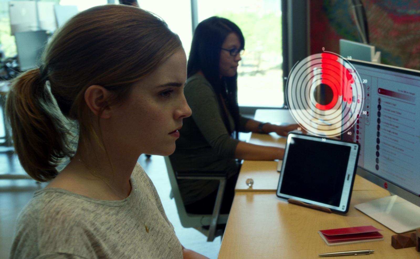 'The Circle' takes anti-tech paranoia to ludicrous heights