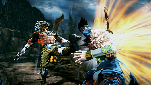Killer Instinct prototype throws punches on the Xbox 360