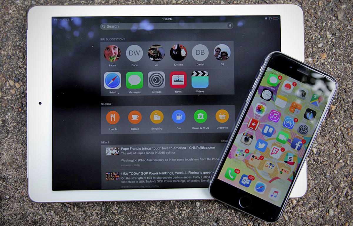 Apple fixes an iOS 9 bug that kept you from upgrading