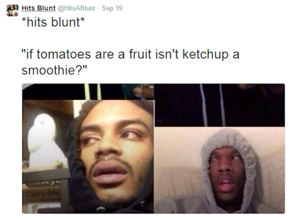 worst things to happen while stoned, worst things that can happen when high, stoner thoughts