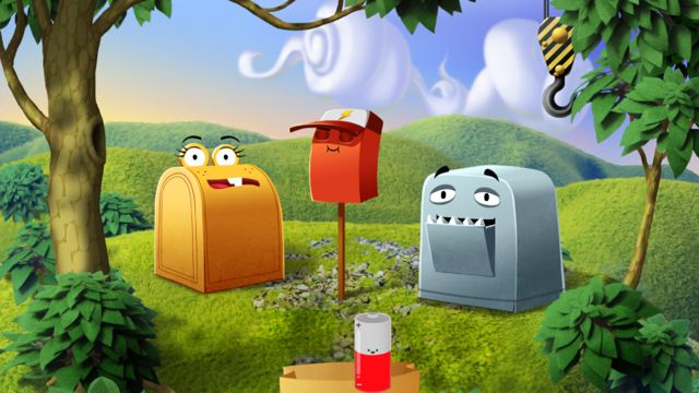 Gro Recycling screenshot