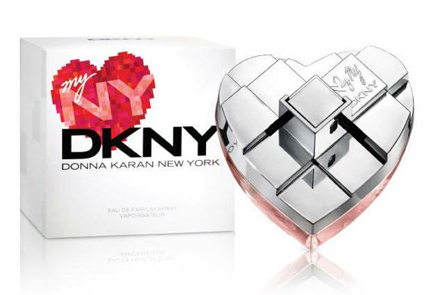 DKNY, perfume