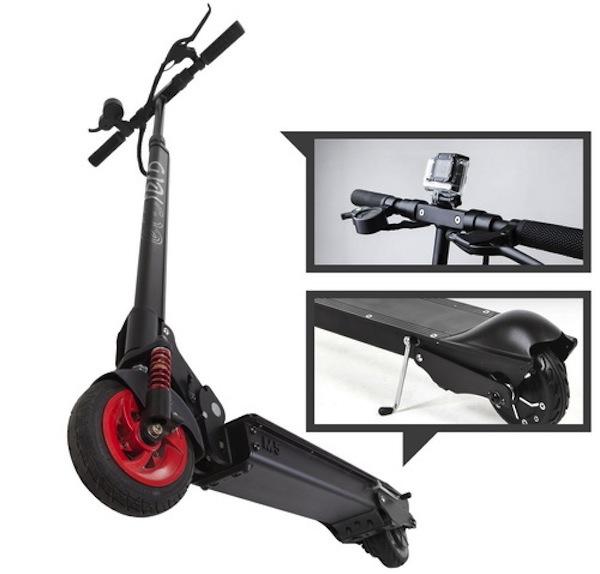 ecoreco electric scooter, M5 e-scooter