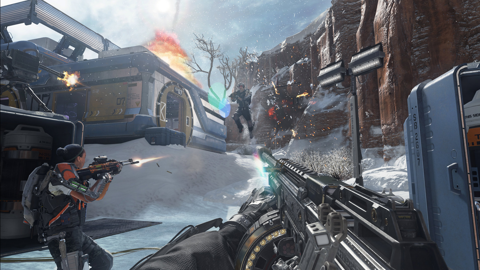 Here's how you can up your game in multiplayer shooters!