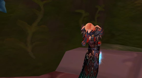 sad belf priest
