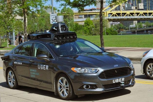 Uber、同社初となる自動運転車のプロトタイプが公道テストを開始すると発表