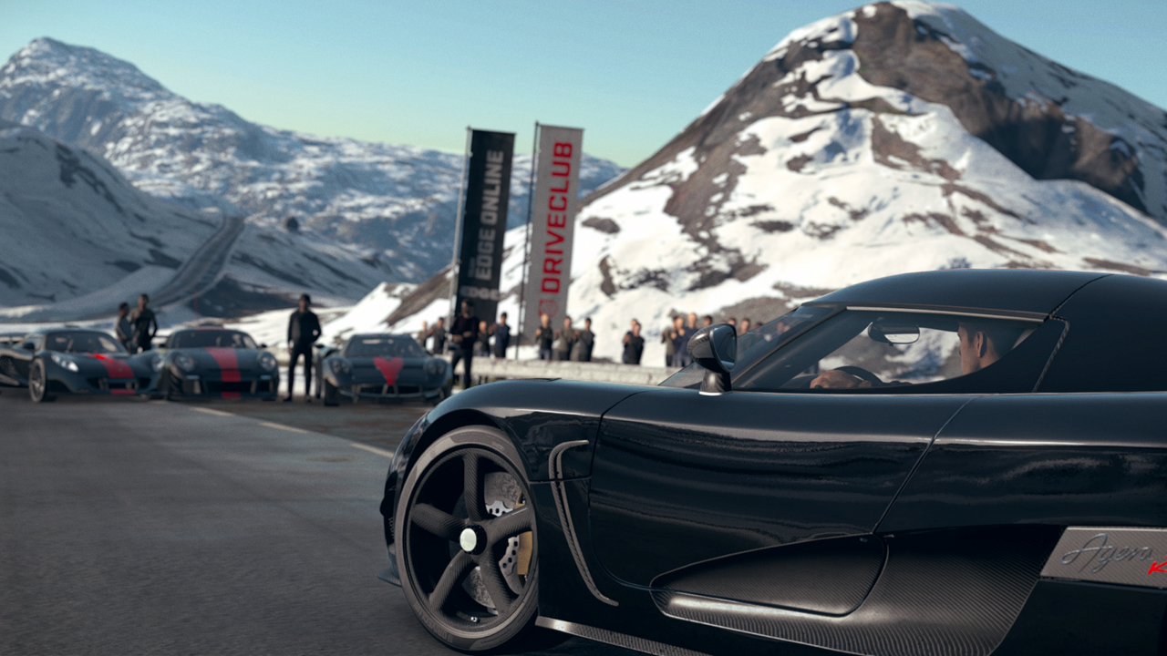 Try out these DriveClub Beginner's Tips before getting behind the wheel!