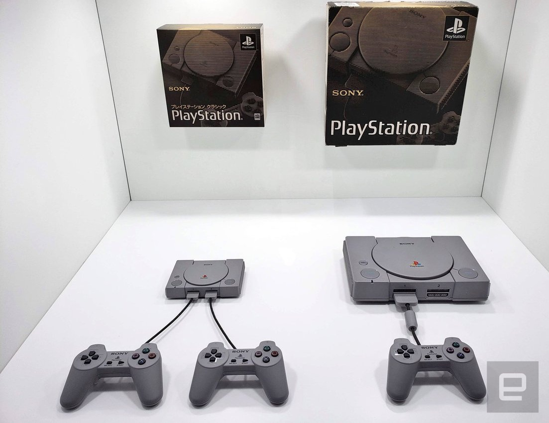 PlayStation Classic and