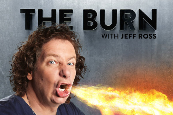 shows that never should have left comedy central, the burn with jeff ross