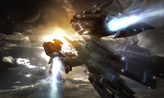 Roberts talks Star Citizen's flight model, story, and more