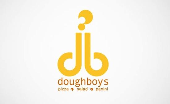 doughboys logo, business logo fails