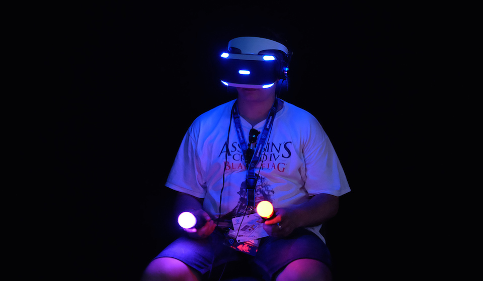 El CEO de GameStop: PlayStation VR llegará este otoño