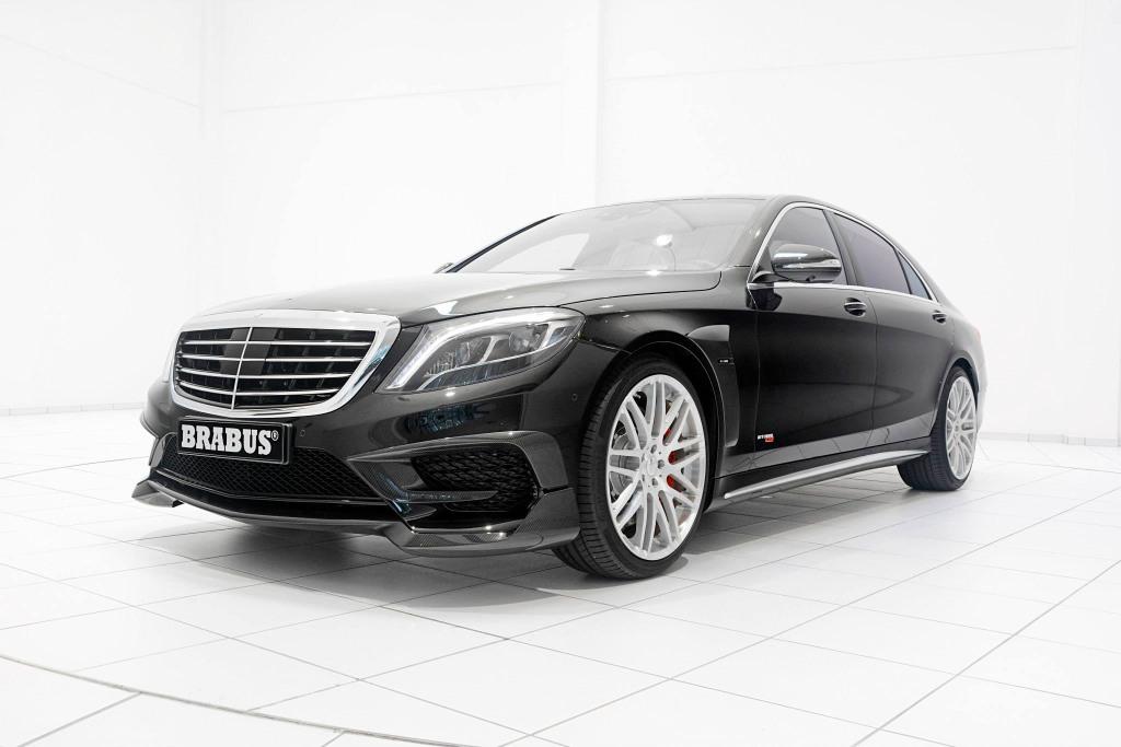 Mercedes-Benz, Brabus 850, Mercedes S63 AMG, Tuner, Tuning, Biturbo,  Mercedes Tuner, Mercedes Tuning, Motortuning, 400 km/h, stärkste limousine der Welt, stärkste Limo der welt, schnellste limousine der Welt