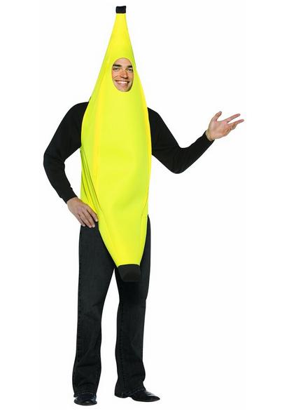 Banana Halloween Costume on Sale
