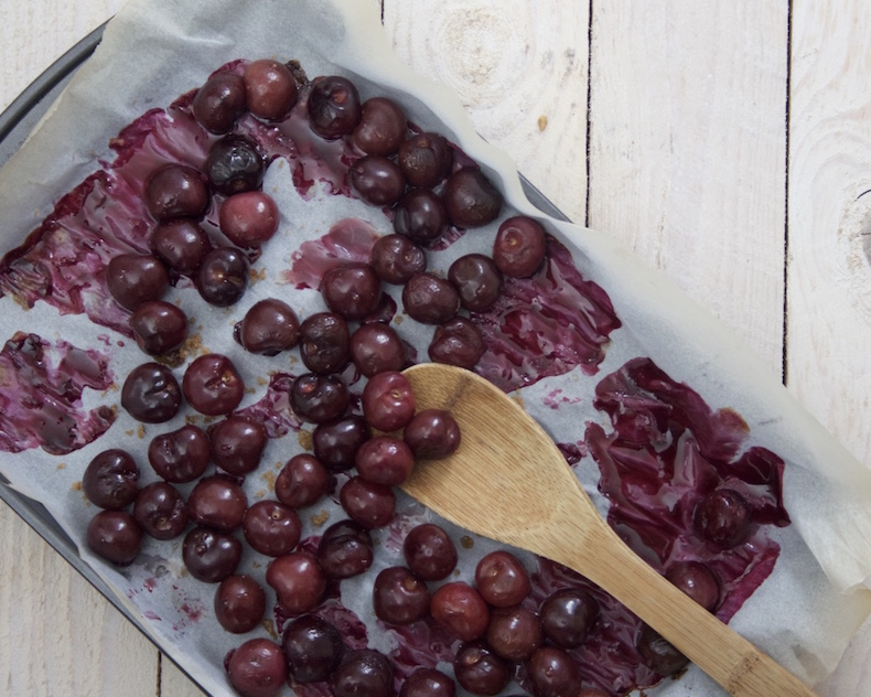 Fresh cherries -- 5 ways to use them