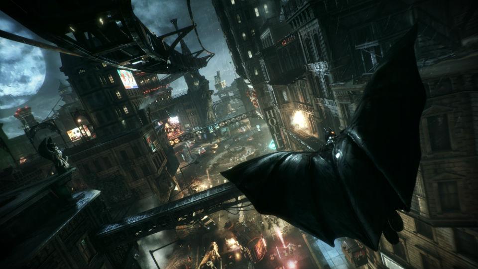 'Batman: Arkham Knight'