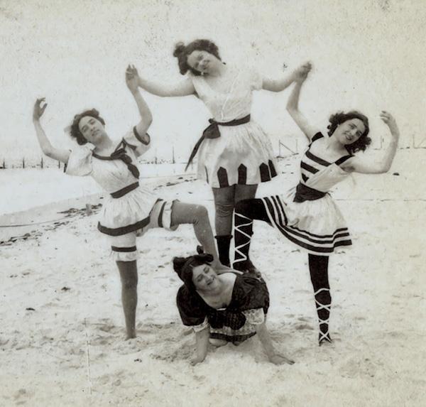 15 Wacky Old Timey Photos