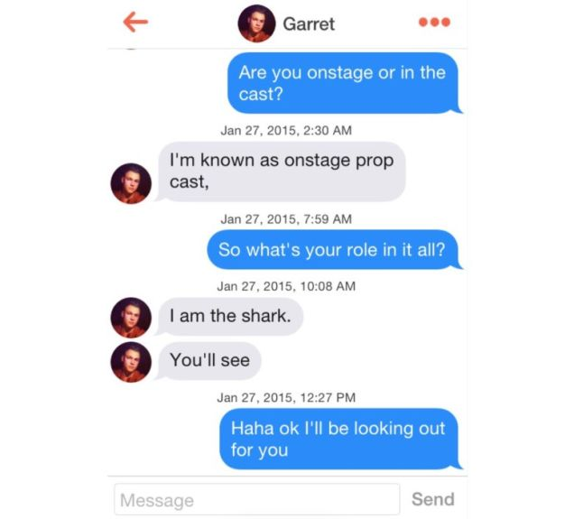 Katy Perry Super Bowl Shark Tinder