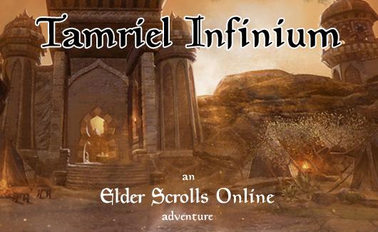 Tamriel Infinium - Elder Scrolls art header