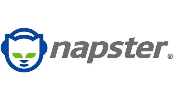 napster logo, napster shut down