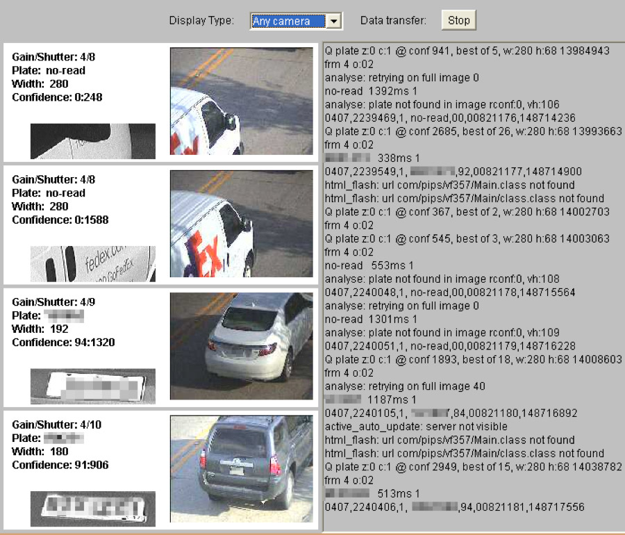 License plate readers can be a security nightmare