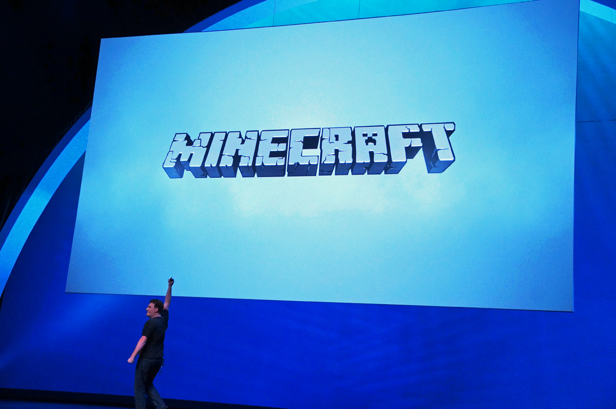 Minecraft Windows 10 Edition headed to Oculus Rift VR headset