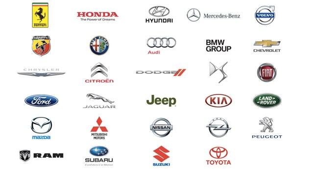 apple carplay brands
