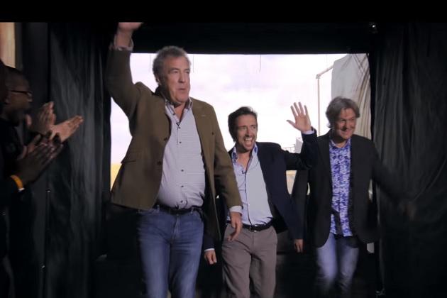 【ビデオ】クルマ好き待望の新自動車番組『グランド・ツアー』、最初の公式トレーラー映像が公開