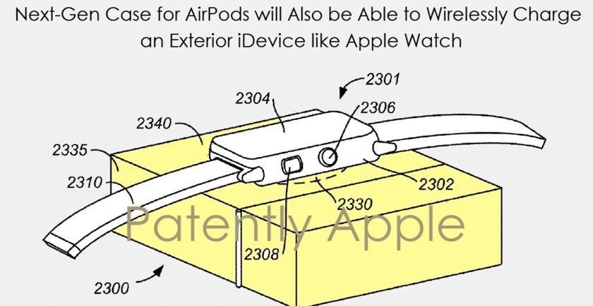 apple patentiert case der airpods k nnte zuk nftig auch. Black Bedroom Furniture Sets. Home Design Ideas
