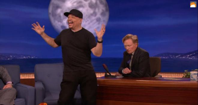 Ice-T, Conan, Call of Duty, Dance, Dancing