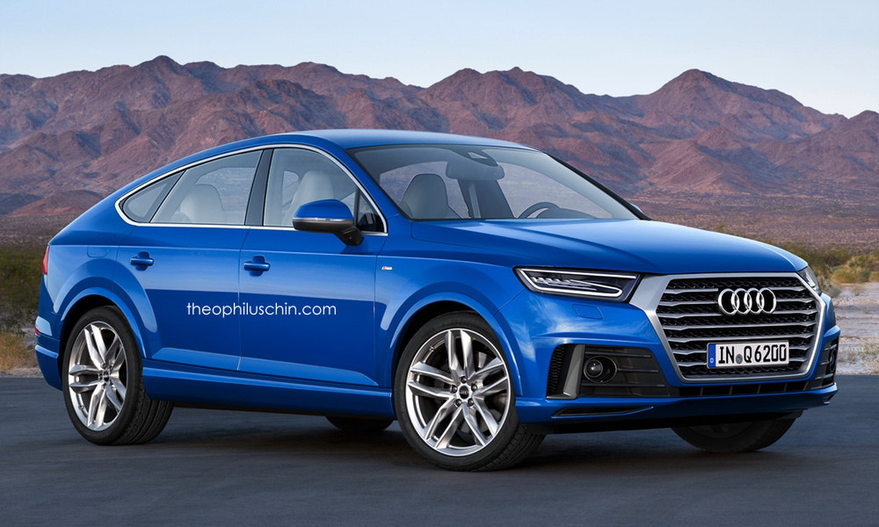 In Planung: Neuer Crossover Audi Q6