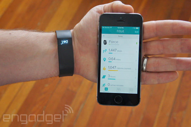 Fitbit's activity trackers vanish from Apple's online store
