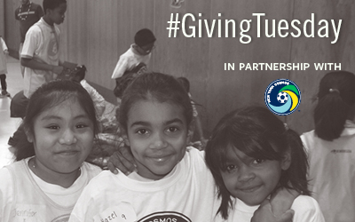 Giving Tuesday donation to United Way of New York City for children's literacy