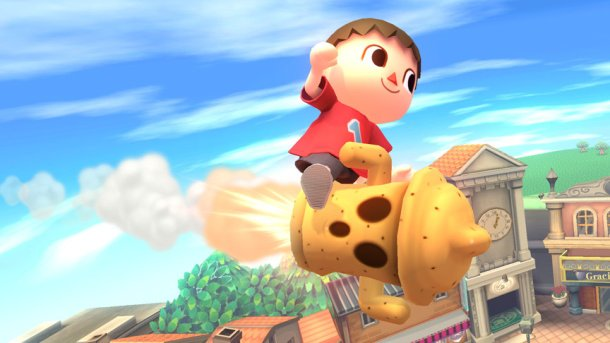 Check out the best Super Smash Bros. 3DS characters for beginners!