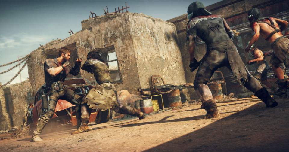 'Mad Max' the game lacks the charm and detail of 'Fury Road'