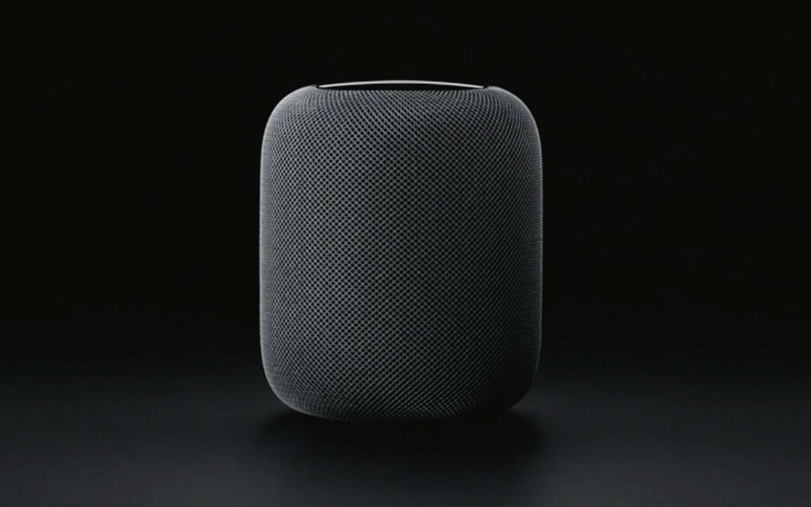 HomePod: el altavoz inteligente de Apple ya está aquí