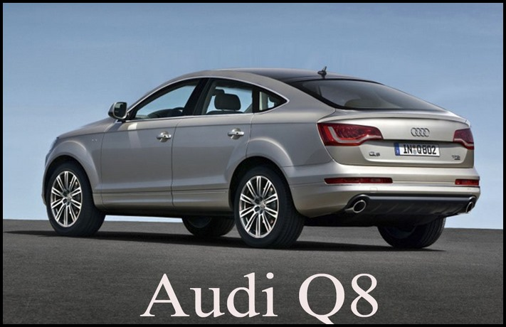 Bestätigt: Audi Q8 kommt