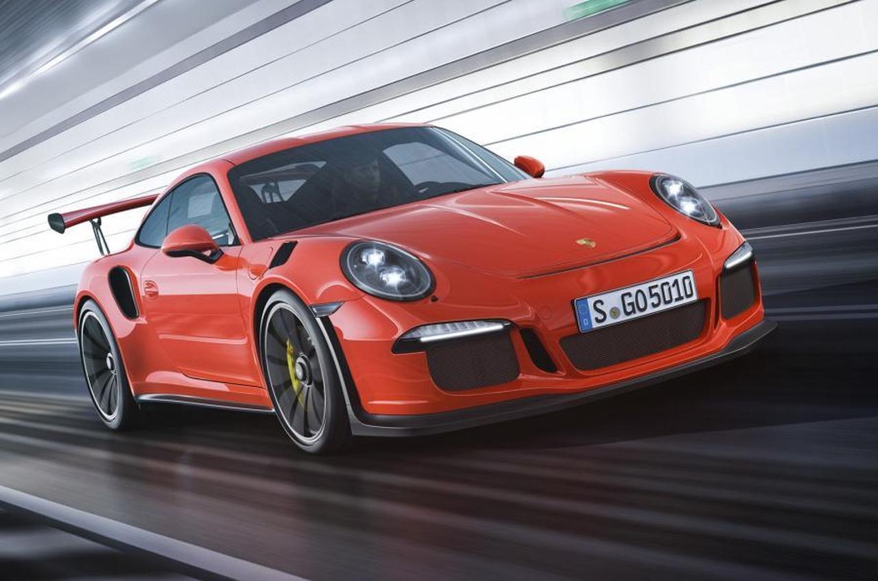 Porsche 911 GT3 RS Auto salon Genf