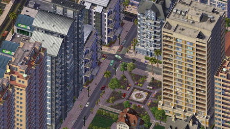 simcity screenshots