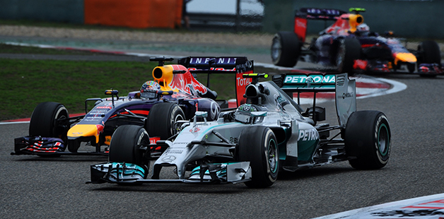 2014 Chinese F1 Grand Prix