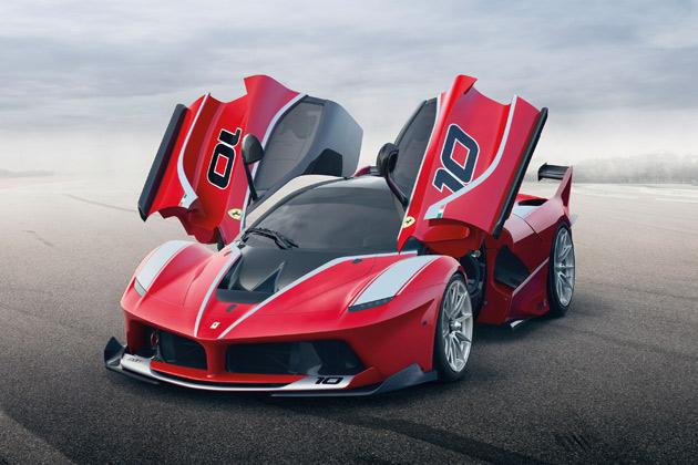 フェラーリが新たな「XXプログラム」のためにサーキット専用モデル「FXX K」を発表!