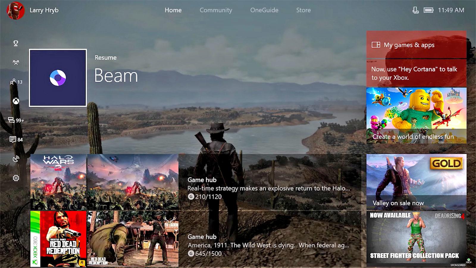 Convierte tu Xbox One en una consola más rápida con la actualización de marzo