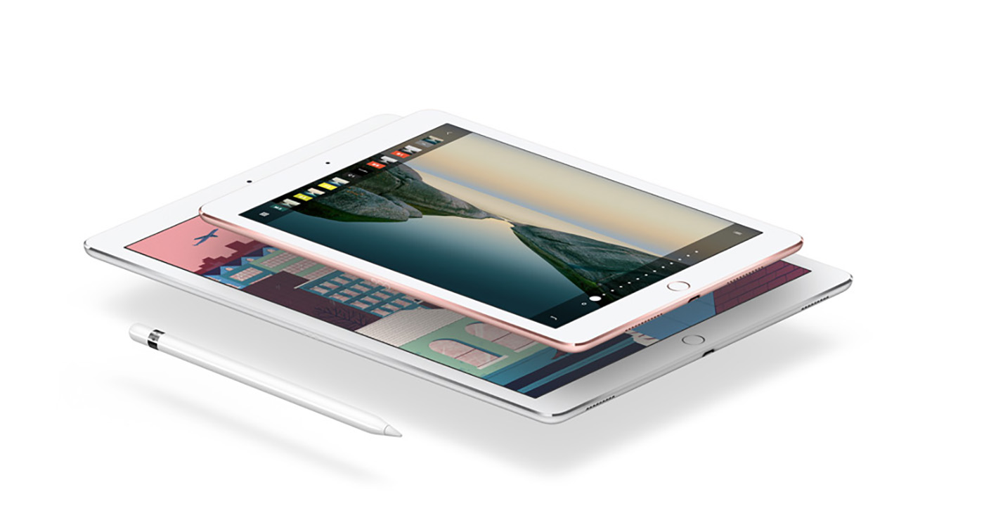 Nuevo iPad Pro de 9,7 pulgadas