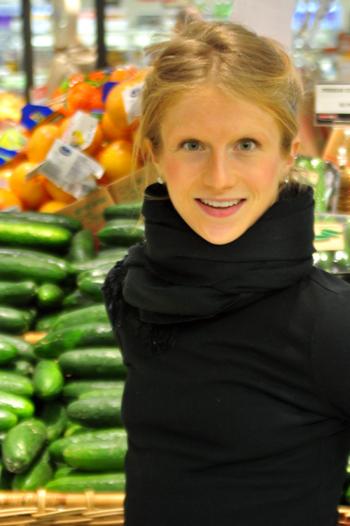 Amie Valpone on clean eating
